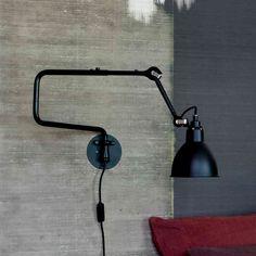 Wandlamp DCW Lampe Gras, type 303