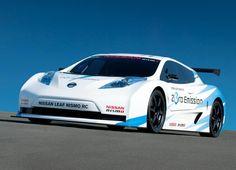 2011 Nissan Leaf Nismo RC Concept