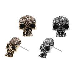 Sinister earrings.