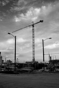Operate a construction crane!