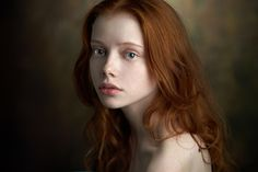 Alexander Vinogradov is a photographer currently based in a little russian city called Shatura, near Moscow. He shoots a lot of portraits. Portraits, Portrait Photographers, Female Character Inspiration, Jolie Photo, Grunge Hair, Interesting Faces, Female Portrait, Woman Face, Red Hair