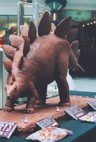 SCULPTURES - Chocolate on Pinterest   Chocolate Sculptures ...