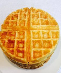 Waffles - Veja a Receita: Beneficios Do Coco, Waffles, Breakfast, Food, Passion Fruit Mousse, Sticky Buns, Glow, Recipes, Home