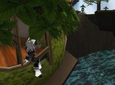 "Captured Inside IMVU - Join the Fun!  ""From my window2"