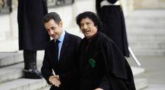 Financement libyen le carnet d'un ex-ministre de Kadhafi accablerait Sarkozy selon Mediapart - LCI