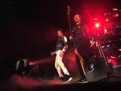 #DuranDuran @ Manchester Arena | 2015 27/11 | © Sean Hansford | Manchester Evening News