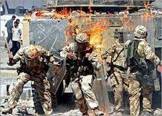 جيش المهدي يكسر الجيش الامريكي في العراق