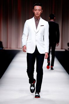 Moschino Menswear - Pasarela