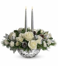 Beautiful arrangement or the holidays !