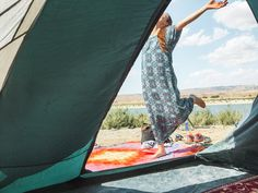 Outdoor Furniture, Outdoor Decor, Hammock, Surfboard, Camping, Mountains, Style, Campsite, Swag