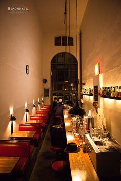 Der Tipp für einen Kurzurlaub in Nürnberg: Die BMF Bar Nürnberg