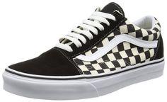 Vans Old Skool, Unisex Adults' Low-Top Sneakers, Multicoloured, 6 UK