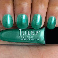 Julep - Phoebe- Vibrant jungle chrome