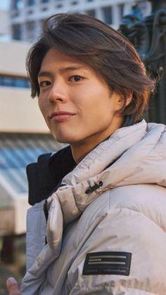 Its seksi hair😍 Korean Star, Korean Men, Asian Actors, Korean Actors, Park Bo Gum Wallpaper, Park Go Bum, Park Bo Young, Handsome Prince, My Idol