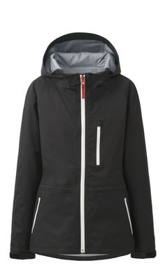 Pocketable parka from Ines de la Fressange's collection for Uniqlo.