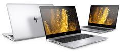 Nové notebooky s kovovým tělem HP EliteBook 800 | HPmarket.cz