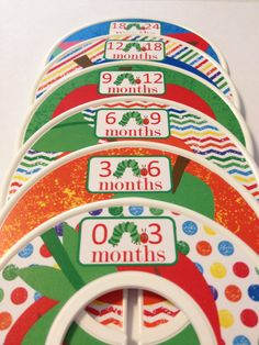 Baby Accessories Very Hungry Caterpillar Nursery - Baby Closet Dividers Hungry Caterpillar Nursery, Very Hungry Caterpillar, Baby Closet Dividers, Baby Closet Organization, Baby Monthly Milestones, Birthday Gifts For Boys, Cool Baby Stuff, Baby Accessories, Baby Love
