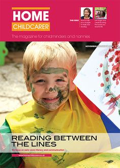 Home Childcarer Issue 14 Front Cover!