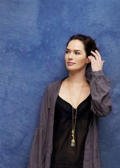 lena headey. not a fan of her GOT character, but she is gorgeous.