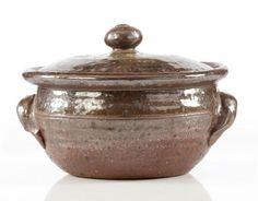 Barry Brickell, lidded casserole… - New Zealand Studio Ceramics - Webb's - Antiques Reporter Casseroles, New Zealand, Stoneware, Castle, Pottery, Iron, Ceramics, Studio, Antiques