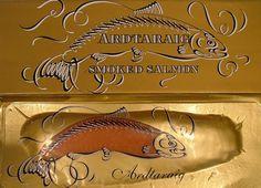 900g Pre-Sliced ORGANIC Scottish Smoked Salmon Side Ardtaraig Fine Foods