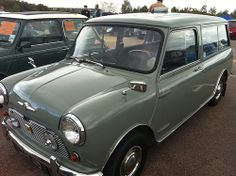 Morris Mini Minor Estate