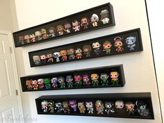 Happy Saturday Mawnin Peeps! Its #PopShelfieSaturday ! Let Me See Em'! Hopefully If Time Permits This Is All Going To Change Today! Or Sometime This Weekend! Think Michaels Has These Baseball Bat Display Cases On Sale Today For $29.99! Best Go Grab A Couple! Busy Custom Weekend For Me! I'll Holla InBetween! And I Will Be Condensing The Pop! Collection Over The Next Couple Of Weekends! Will Be Selling A Good Amount! Its Time... Stay Tuned! Have A Hood One! Holla Lata! Keep Sharing That Funko…