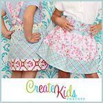 Millies Schoolhouse Skirt FREE Pattern