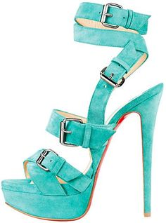 dea840d19 Toutenkaboucle Christian Louboutin Spring 2011 Cute Shoes