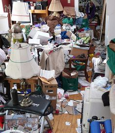 Compulsive hoarding may impair mobility and interfere with basic activities, including cooking, cleaning, hygiene, sanitation, bathroom and sleeping.