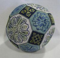 Quaker ball combinando diferentes telas