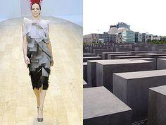 Scarfe Unravels: Art & Design: Textiles: Architecture Research