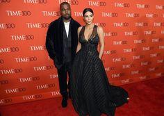 Kim Kardashian & Kanye's Time 100 Gala Ensembles Were Expectedly Gorgeous, But Amy Schumer Totally Stole The Red Carpet | Bustle