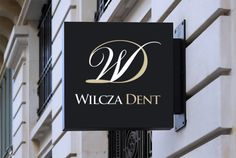 Wilcza Dent branding, logo, logotype