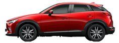 2016 Mazda CX-3 Small SUV City smart style & fuel economy - Top 10 sports cars