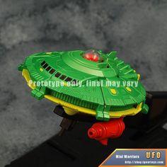 cosmos mini warrior vm ufo