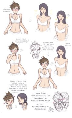 based on Overwatch Roommates AU: Heartbeat by I added a few things but the original idea is from this wonderful fanfic :') Widowmaker Overwatch, Overwatch Comic, Overwatch Memes, Overwatch Fan Art, Art Reference Poses, Drawing Reference, Body Reference, Character Art, Character Design