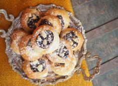 Moravské koláčky - My Cooking Diary Slovak Recipes, Doughnut, Muffin, Cooking, Breakfast, Food, Olympus, Digital Camera, Europe