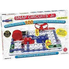 """Snap Circuits Jr. - Coffret 100 Experiments - Elenco Electronics - Toys""""R""""Us"""