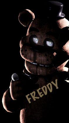 Freddy el personaje principal de FNAF