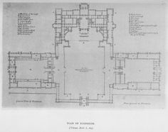 Blenheim Palace: Plan | Flickr - Photo Sharing!