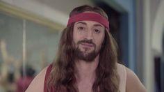 Videocorso di Aerobica con JJ Jesus & i Favolosi Orfani. Scritto e diretto da Marco Costa Produced by Francesco Costa
