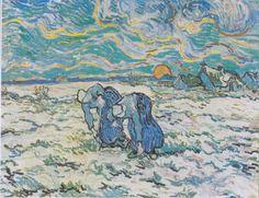 nullull:  art—gallery:  Van Gogh