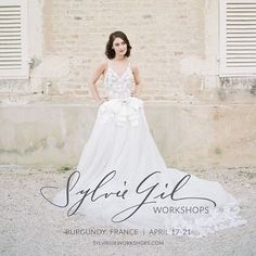 REGISTRATION IS NOW OPEN | We are so excited to be a part of the Sylvie Gil Workshops, this APRIL 17-21 2017, a fine art photography workshop at a luxurious 18th century Chateau in Burgundy, France. BE THERE!! 🎉  CREATIVE TEAM  Planning + Design 🤗 | @fireflyevents Business Strategist | @shannaskidmore  Floral Design | @floresie  Production | @wanderlustwedding  Graphic Design | @yonderdesign  Calligraphy | @plumecalligraphy  Hair/Makeup | @marina_littlemissmakeup  Media | @stylemepretty…