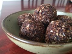 Chocolate macaroons. A lot less sugar but same great taste! #glutenfree #dairyfree #vegan  A Life Without Ice Cream