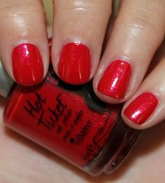 Hot ticket Vernis a ongles Couleur Strawberry Fields Forevah Hot Tickets, Strawberry Fields, The Balm, Nail Polish, Nails, Heels, Finger Nails, Ongles, Nail Polishes