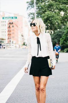 blogmixes: Fashion Inspiration | Black & White - Dust Jacket