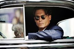 John Dillinger, 'Public Enemies' Where Johnny Depp bravely faced Michael Mann's love of unflattering extreme HD close-ups. And got to shoot a tommy gun.