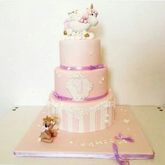 Unicorno cake