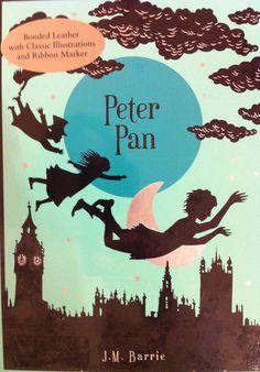 Peter Pan - James Barrie